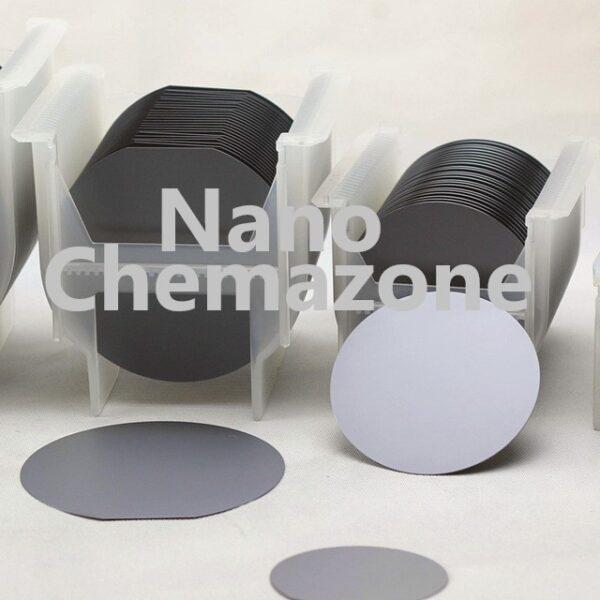 undoped silicon wafers