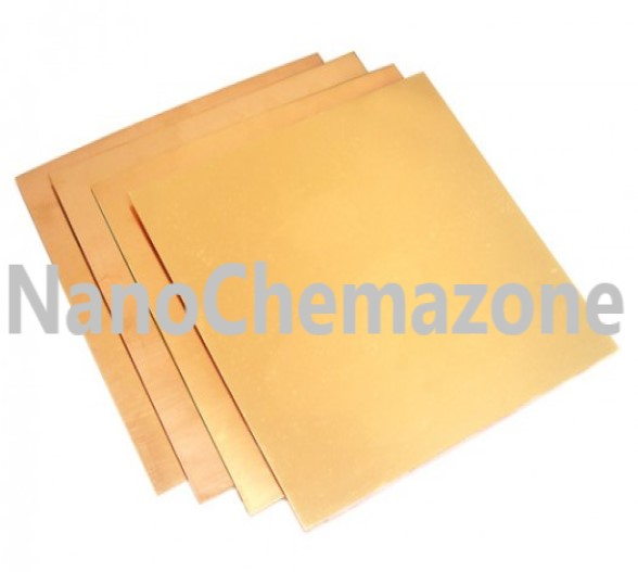Gold Metal Foils of High Purity