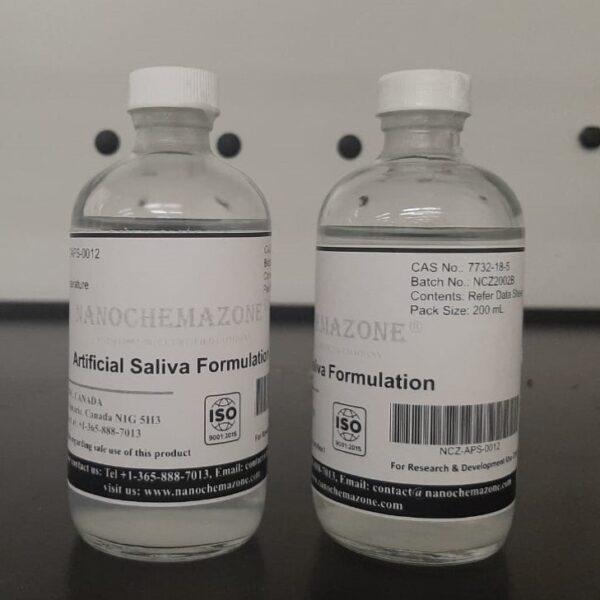 Artificial Saliva Solution