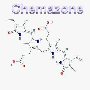 Bilirubin Powder Nanochemazone