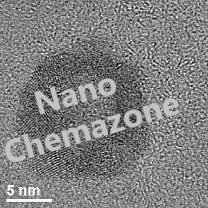 Cadmium Selenide Cadmium Sulfur Silica Core Shell Nanoparticles