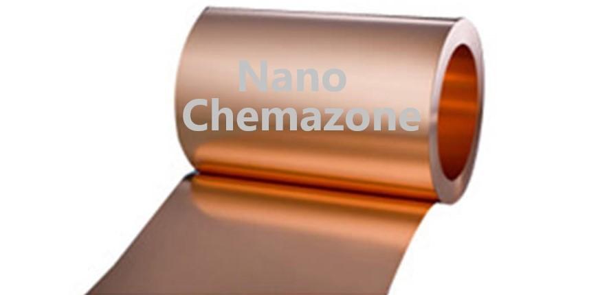 Copper metal Foils