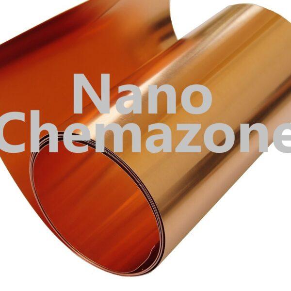 Copper metal Foils sheet