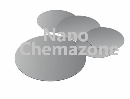 Silicon wafers doped and undoped