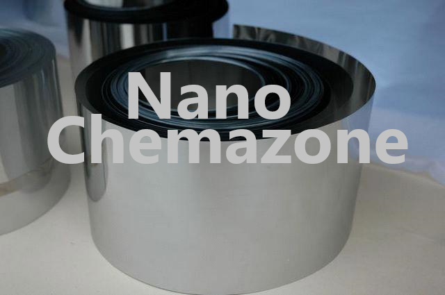 Nickel-Foils-Chemazone