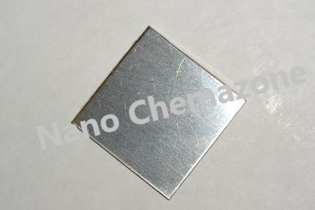 Platinum Metal Foil Sheet