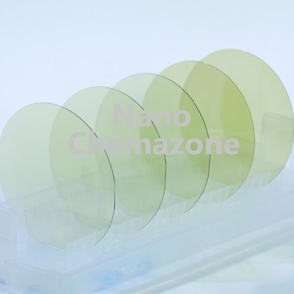 Silicon Carbide SiC crystal substrate wafer