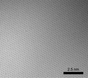 Hexagonal Boron Nitride (H-BN) on Copper Foil