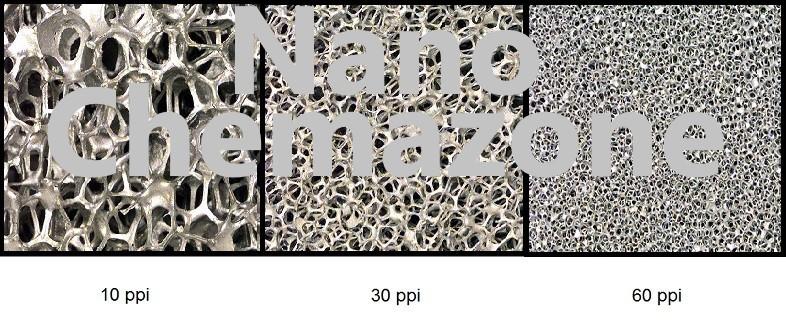 Aluminium Metal Foam Open Cell or Closed