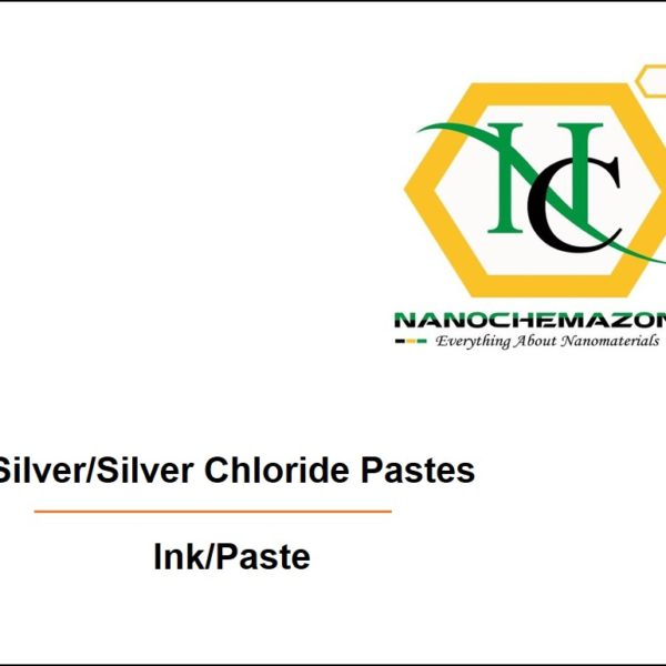 Silver/Silver Chloride Paste Ink