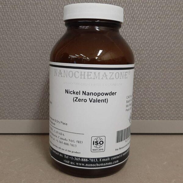 Nickel Nanopowder Zero Valent