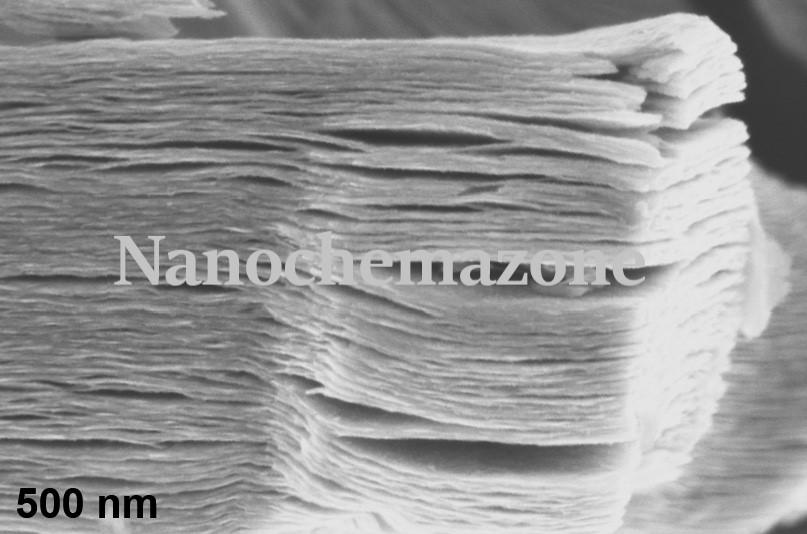 Multilayer perchloro group MXene