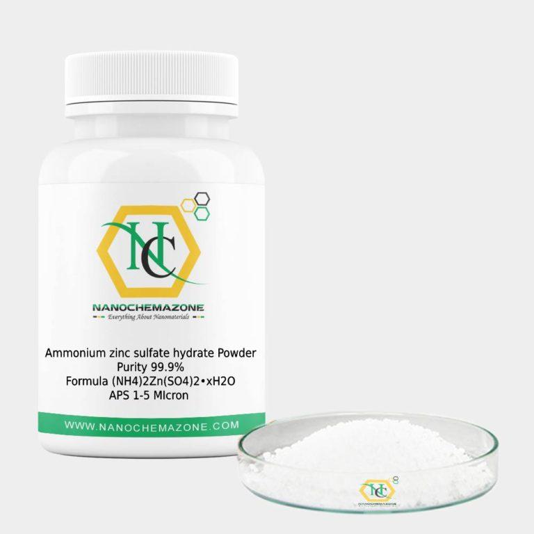 Ammonium zinc sulfate hydrate Powder