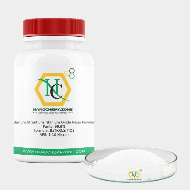 Barium Strontium Titanium Oxide Nano powder