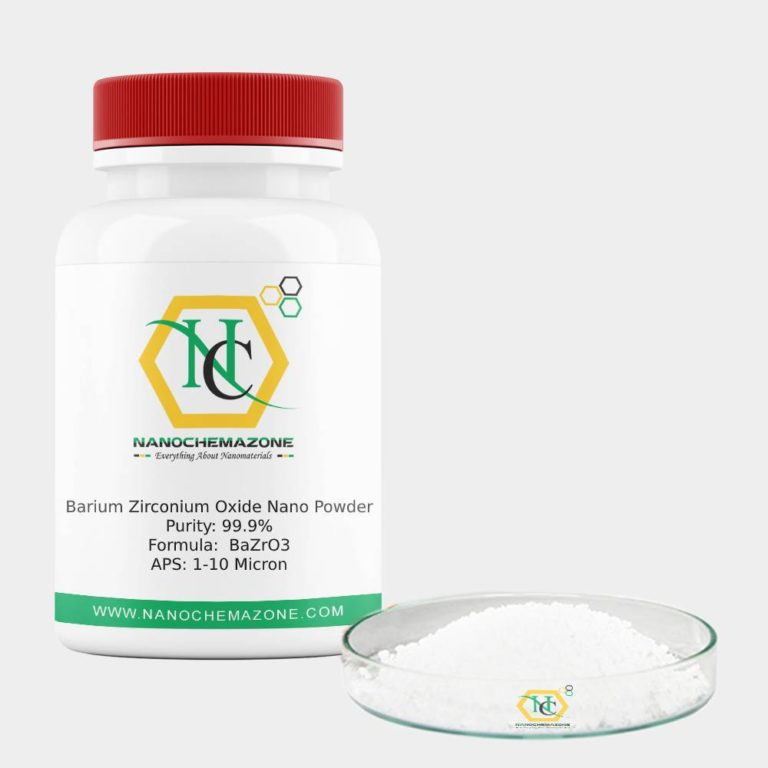 Barium Zirconium Oxide Nano powder