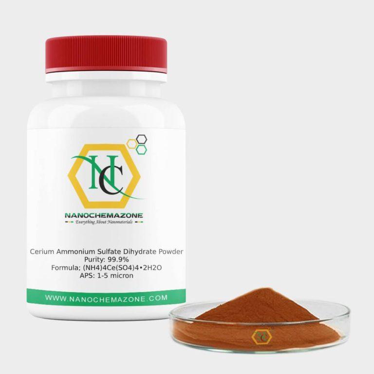 Cerium Ammonium Sulfate Dihydrate Powder
