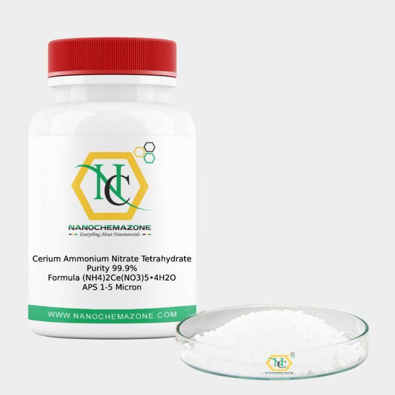 Cerium Ammonium Nitrate Tetrahydrate Powder