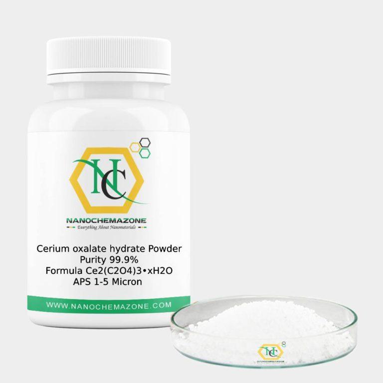 Cerium oxalate hydrate