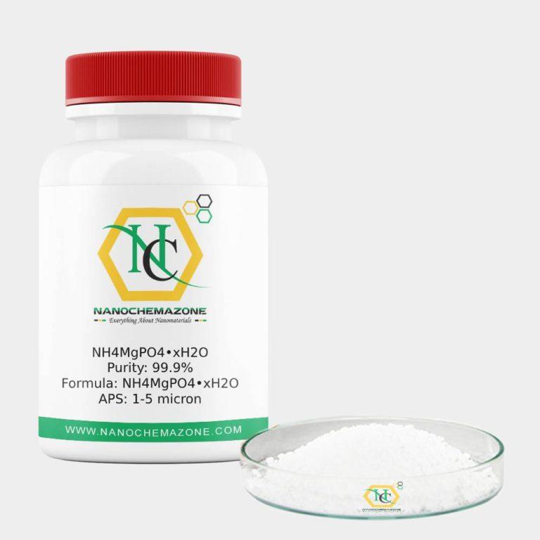 ammonium magnesium phosphate hydratepowder