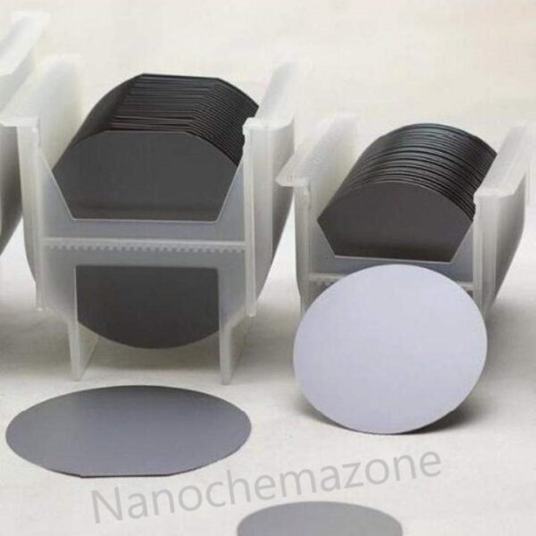 Single Crystal Silicon Wafer N-Type (1 inch)