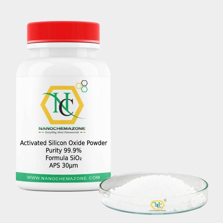 Activated Silicon Oxide SiO2 Powder