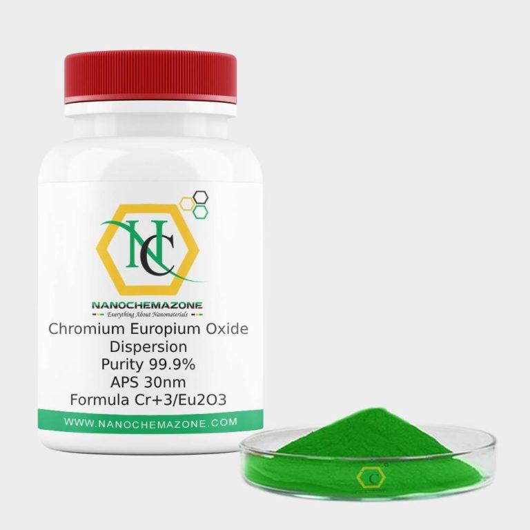 Chromium Europium Oxide Dispersion